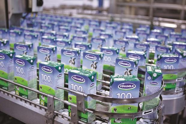 Vinamilk veut acquerir une entreprise laitiere americaine hinh anh 1