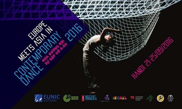 Festival international de danse contemporaine hinh anh 1
