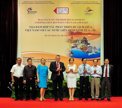 Vers un afflux massif de touristes eurasiens au Vietnam hinh anh 1
