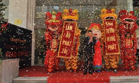 Immobilier : la societe Todd's Realty Vietnam a son siege principal a HCM-Ville hinh anh 1