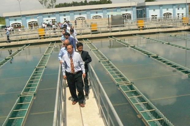 Prorogation d'un projet pour l'alimentation en eau a Ho Chi Minh-Ville hinh anh 1