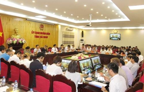 Ha Nam : partage d'informations sur les maladies non transmissibles hinh anh 1