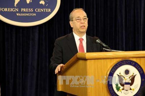 Les Etats-Unis souhaitent approfondir le partenariat integral avec le Vietnam hinh anh 1
