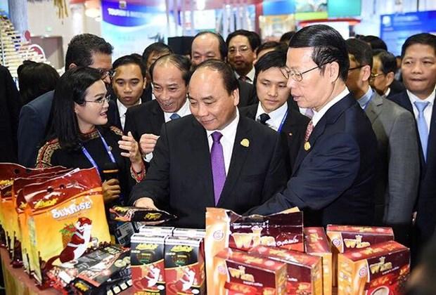 La 13e Foire-expo ASEAN-Chine termine avec succes hinh anh 1