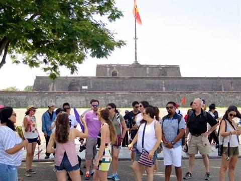 Le tourisme vietnamien a la fete hinh anh 1