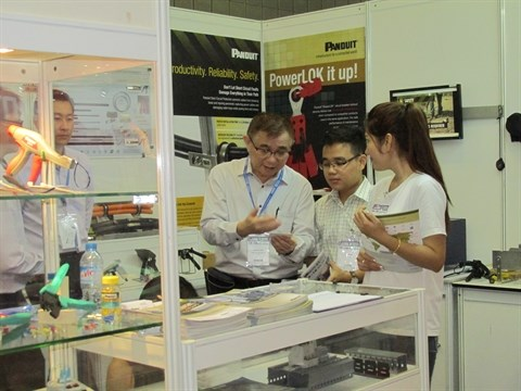Ouverture du Salon international de l'electricite et de l'automatisation industrielle 2016 hinh anh 1