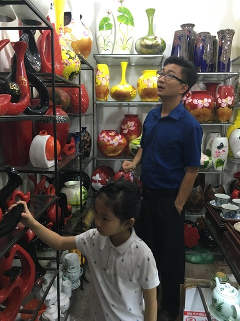 Hanoi valorise la creativite et le savoir-faire des artisans hinh anh 1