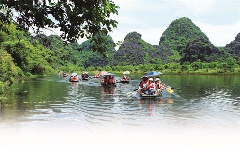 Ninh Binh met le cap vers un tourisme plus fort hinh anh 1