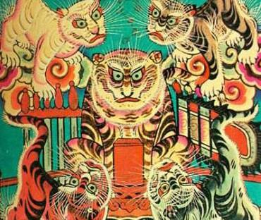 Les estampes populaires de Hang Trong hinh anh 1