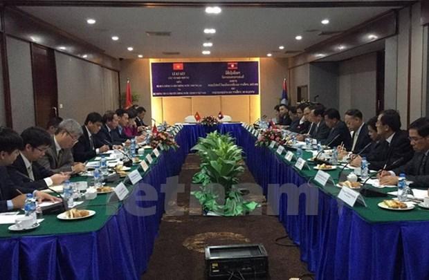 Vietnam et Laos intensifient leur cooperation dans la securite de l'information hinh anh 1