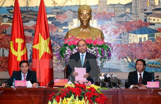 Hai Phong exhortee a devenir une ville intelligente hinh anh 1