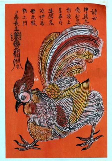 Les estampes populaires de Kim Hoang hinh anh 2