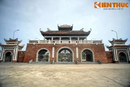Tam Duong, le berceau des rois Tran hinh anh 1