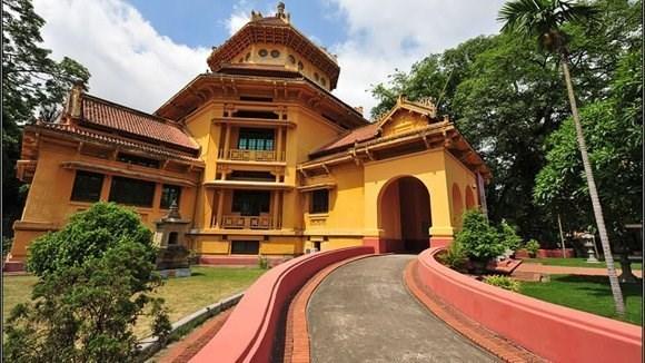 Le Musee national d'histoire du Vietnam – lieu de conservation des souvenirs sur le Parti hinh anh 1