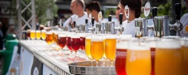Bientot la Fete de la biere belge a Hanoi hinh anh 1