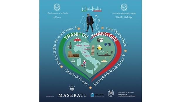 « Les 10 jours pour les 10 meilleures choses de l'Italie» hinh anh 1