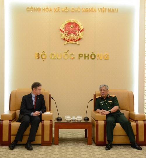 L'Australie privilegie sa cooperation avec le Vietnam dans la defense hinh anh 1