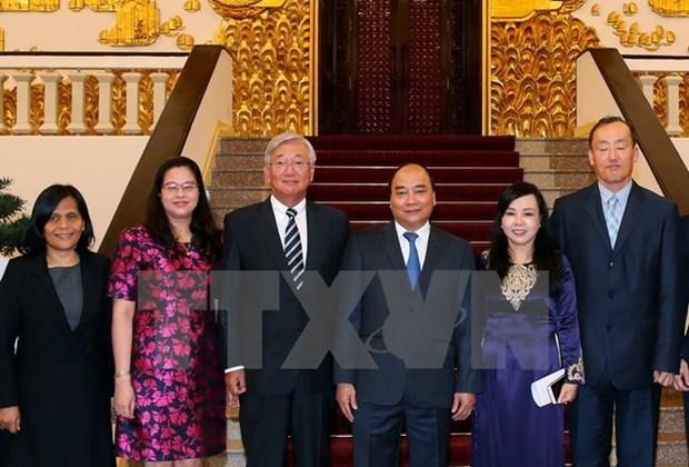 Le Vietnam souhaite continuer de beneficier de l'aide de l'OMS hinh anh 1