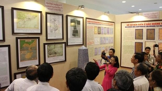 Expositions sur les archipels vietnamiens a Dak Nong hinh anh 1