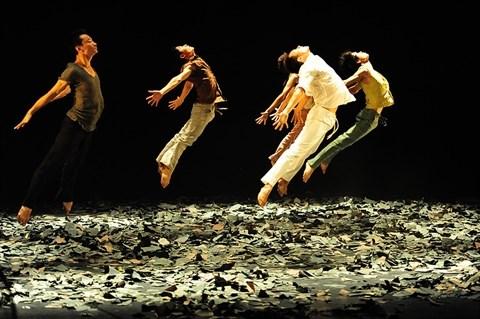 La danse contemporaine en invitee d'honneur a Hanoi et a Ho Chi Minh-Ville hinh anh 2