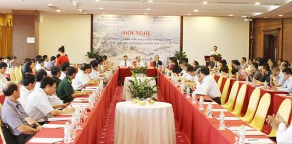 Promotion du commerce des produits agricoles, sylvicoles et aquacoles via Lao Cai hinh anh 1