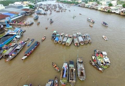 Pour un tourisme ecologiquement et socialement responsable dans le Delta du Mekong hinh anh 1