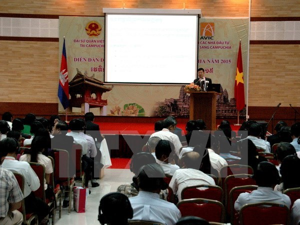 Vietnam-Cambodge : des potentiels de cooperation substantiels hinh anh 1