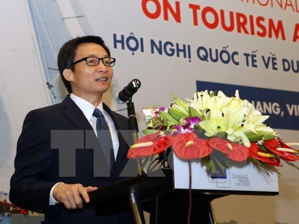 Conference internationale sur le tourisme et les sports a Da Nang hinh anh 1