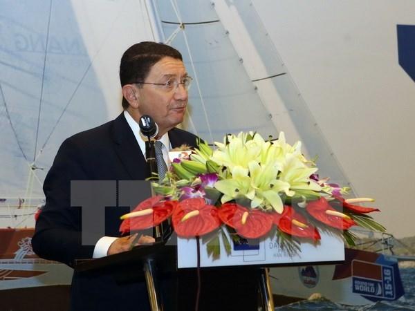 Conference internationale sur le tourisme et les sports a Da Nang hinh anh 2