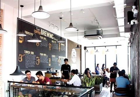 Les cafes etrangers se cassent les dents sur le marche vietnamien hinh anh 1
