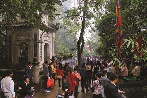 Temples des rois Hung, voyage en terre sacree de Phu Tho hinh anh 1