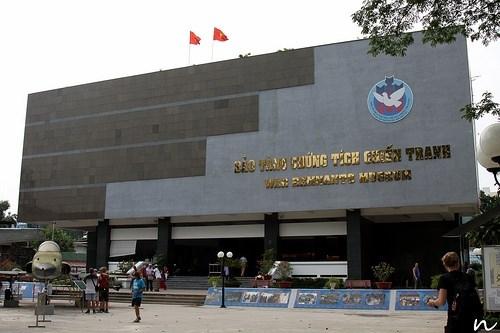 Le Musee des preuves de la guerre classe dans la liste des plus beaux musees du monde hinh anh 1
