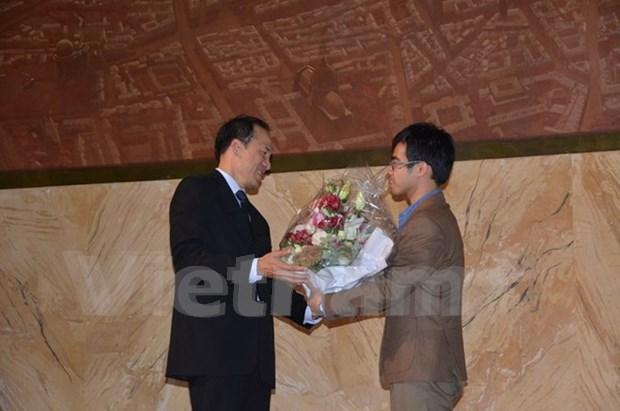 Le Fonds Dong Hanh accompagne des etudiants vietnamiens demunis depuis 15 ans hinh anh 1