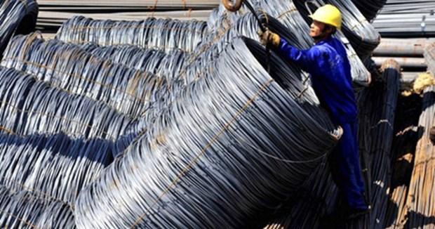 Bond des importations de fer et d'acier de Russie ces 8 derniers mois hinh anh 1