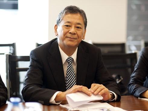 Distinction honorifique pour l'ambassadeur japonais hinh anh 1