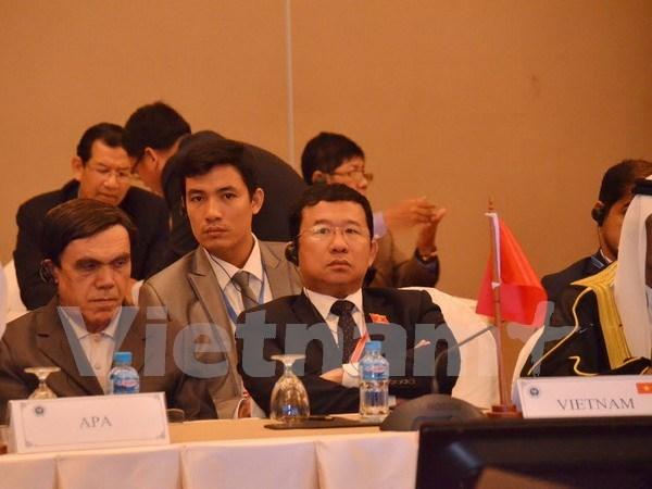 Le Vietnam participe a des reunions de l'APA au Cambodge hinh anh 1