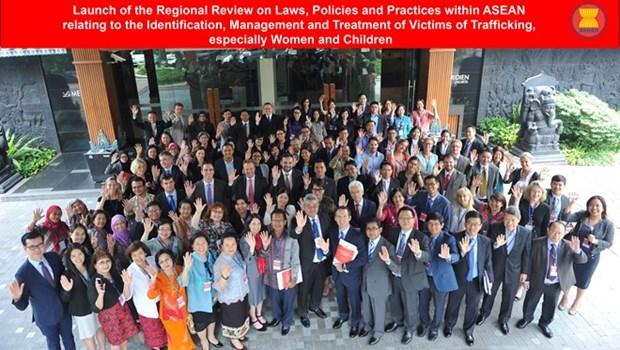 L'ASEAN renforce sa lutte contre la traite humaine hinh anh 1