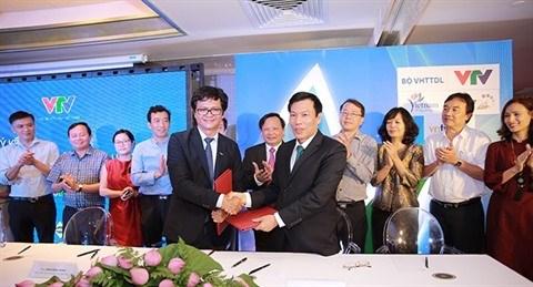 Promotion du tourisme vietnamien a la television nationale hinh anh 1