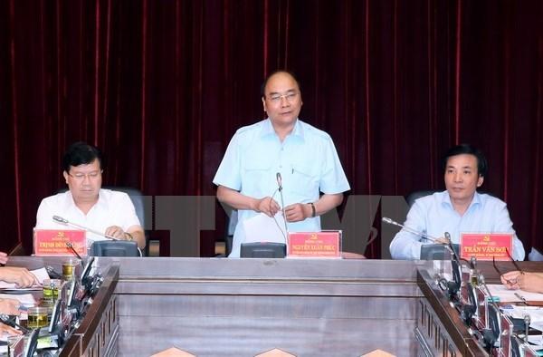 Le chef du gouvernement incite Dien Bien a developper le tourisme hinh anh 1