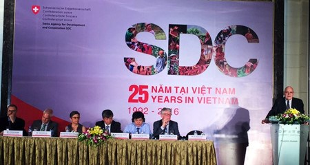 La Suisse et le Vietnam vont dynamiser leur cooperation hinh anh 1