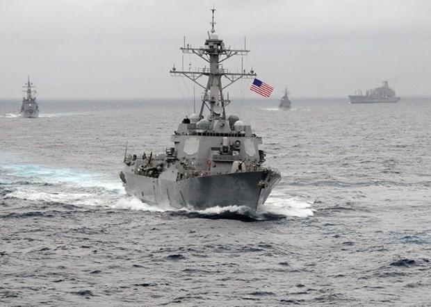 L'ASEAN et les Etats-Unis effectueront un exercice conjoint des marines hinh anh 1