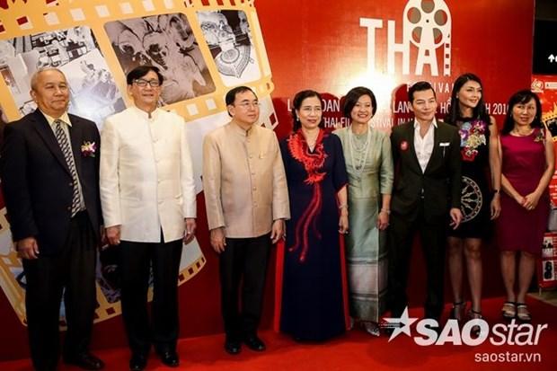 Le Festival du film thailandais en haut de l'affiche a Ho Chi Minh-Ville hinh anh 1