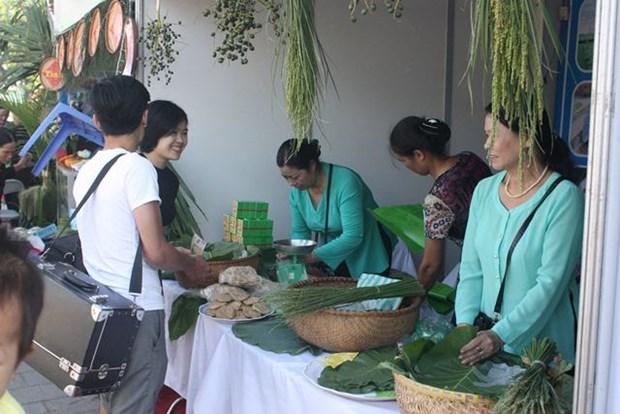 Hanoi : 1ere fete culturelle du com de Me Tri hinh anh 1