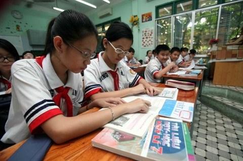 Ho Chi Minh-Ville aura son propre manuel scolaire hinh anh 1