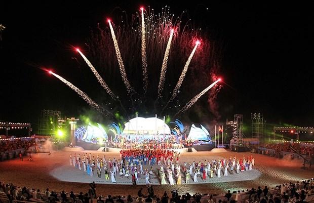 Cloture des 5es Jeux asiatiques de plage ABG5 hinh anh 1