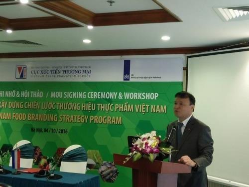 Strategie de developpement d'une marque de l'industrie agroalimentaire du Vietnam hinh anh 1