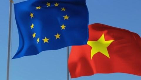 Entree en vigueur de l'Accord de partenariat et de cooperation Vietnam-UE hinh anh 1