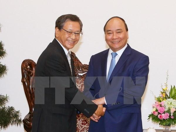 Intensifier le partenariat strategique approfondi Vietnam-Japon hinh anh 1