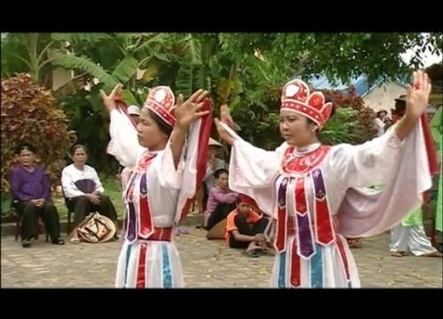 La danse Xuan Pha devient patrimoine culturel immateriel national hinh anh 1
