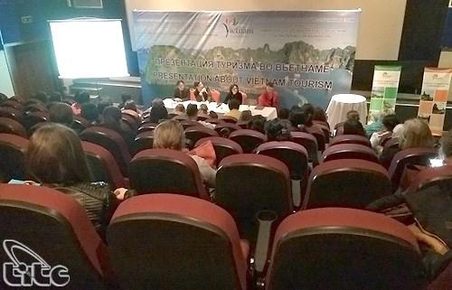 Presentation du tourisme vietnamien au Kazakhstan hinh anh 1